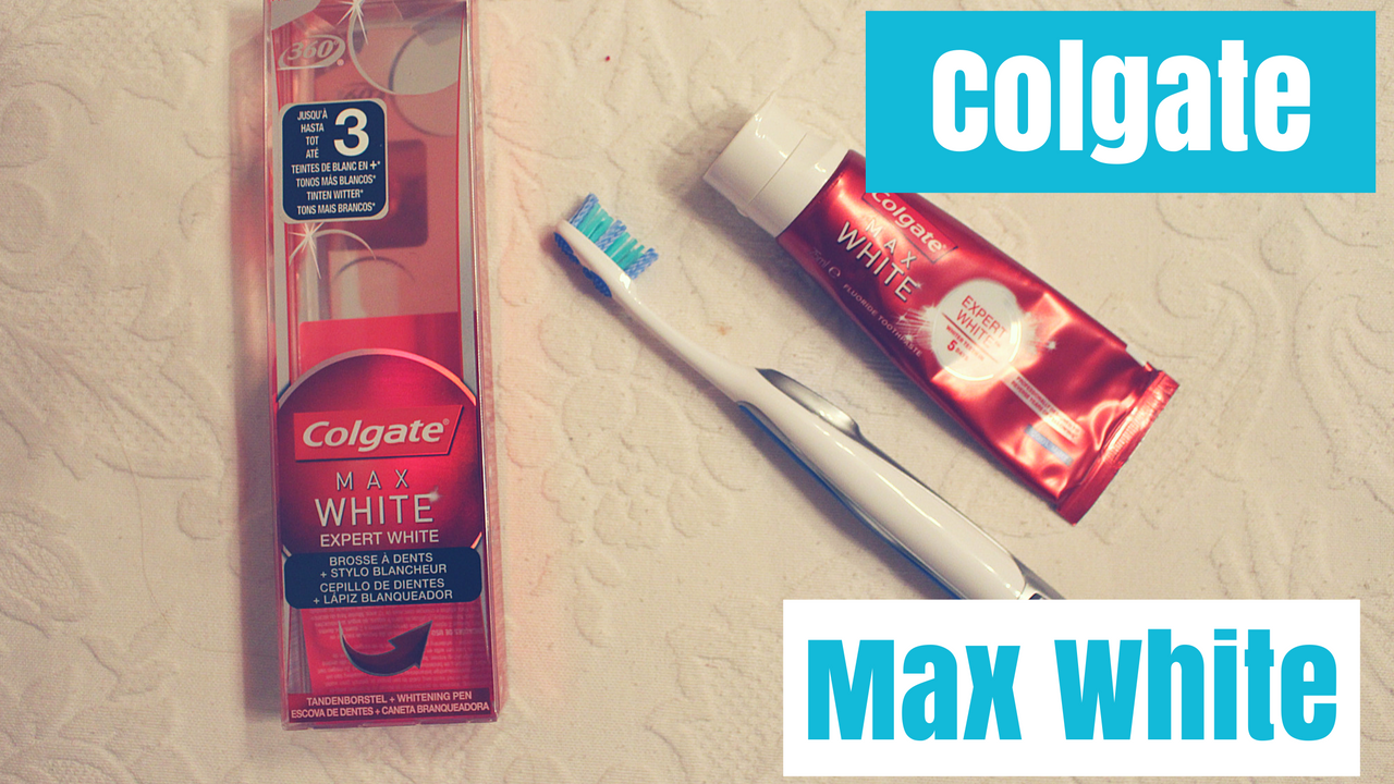 Review - Sistema Colgate Max White | Beleza & Dentes - branquear dentes | Time for Primping