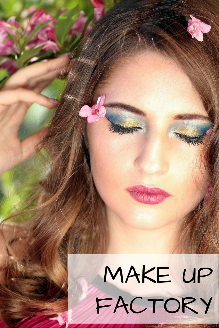 Testar Novas Marcas - MAKE UP FACTORY | Maquilhagem | Time for Primping